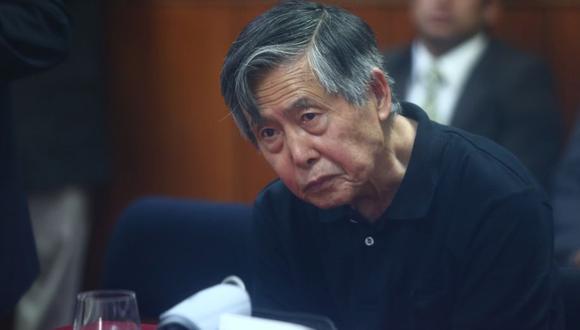 Alberto Fujimori afronta audiencia por caso esterilizaciones forzadas. (Foto: Archivo)