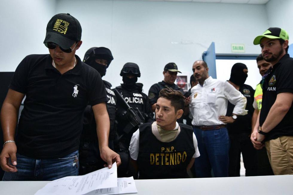 Oropeza se encuentra detenido en el penal de Challapalca, en Tacna. (Foto: EFE)
