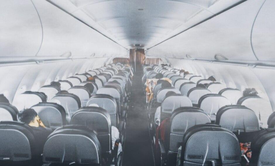 El extraño fenómeno se registró antes del despegue de un vuelo desde Florida a Nueva York. (Foto: Pixabay/Referencial/Composición)