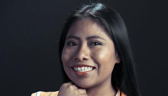 Yalitza Aparicio se mantiene lejana al cine, pero su activismo social crece a nivel mundial. (Foto: Omar Torres / AFP)