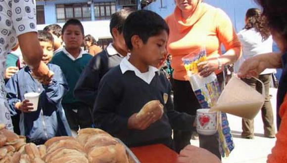 El programa lo ejecutará el Pronaa y se invertirán 150 millones de soles. (TV Perú)