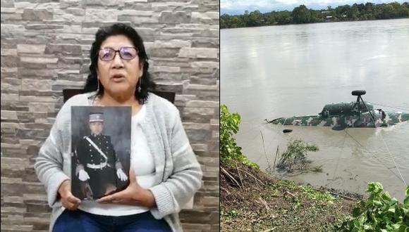 El día de hoy se pudo conocer que la cifra de fallecidos se elevó a seis. La madre del militar desaparecido se dirigió a los habitantes de Megantoni para que ayuden en la búsqueda (Foto: PNP / Facebook)
