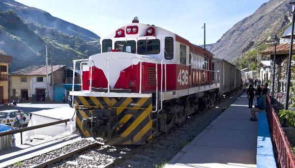 El denominado 'Tren Macho' también dinamizará el potencial turístico y comercial de los mencionados departamentos. (Foto: musuk nolte/promperú)