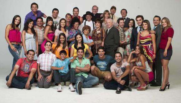 'Al fondo hay sitio' arrasó en el rating con el final de su quinta temporada. (USI)