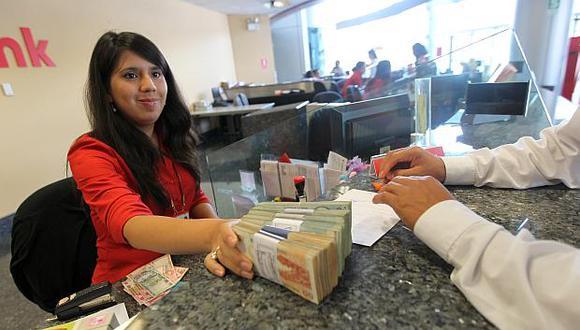 El sistema financiero peruano goza de goza de buen desempeño, según Asbanc. (Foto: GEC)