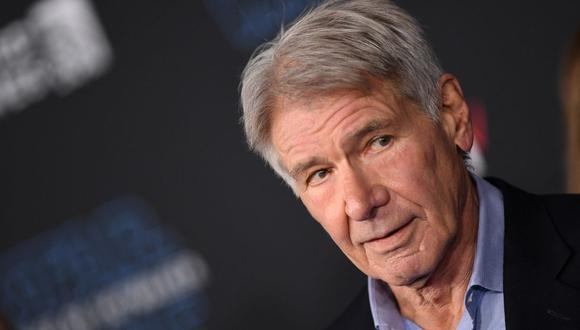 No es la primera vez que Harrison Ford sufre una lesión cuando graba una cinta de acción. (Foto: Frederic J. Brown / AFP)