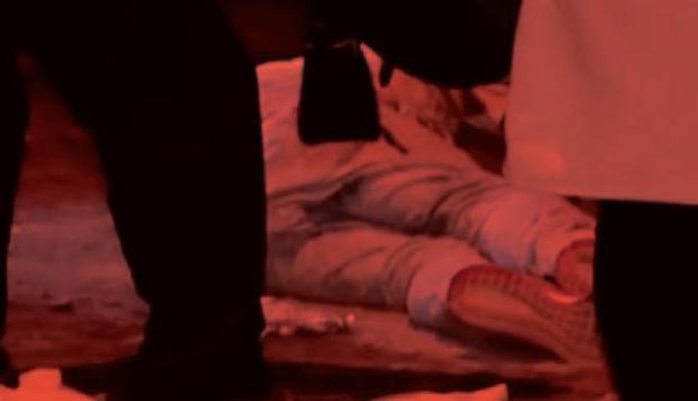 Un hombre no identificado fue asesinado a balazos esta madrugada. (Referencial / Captura de pantalla)