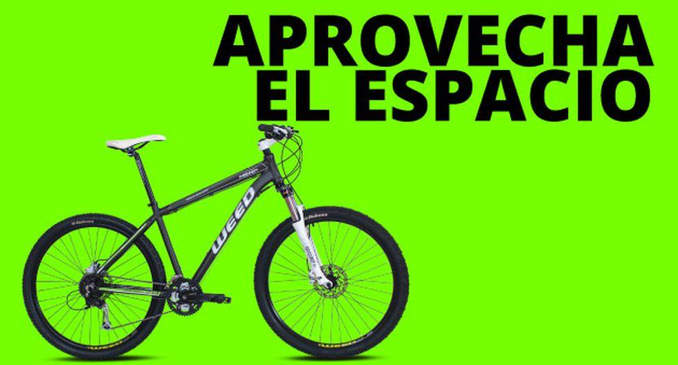 Miraflores  contará con espacios gratuitos de estacionamiento para 1,300 bicicletas.