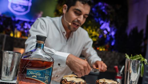 Benjamín Mejía cuenta con estudios en gastronomía, coctelería. (Foto: Flor de Caña)