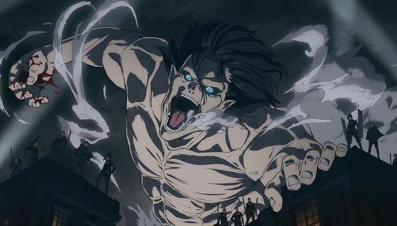 Eren tendrá una lucha a muerte contra el Titán Martillo de Guerra (Foto: Crunchyroll)