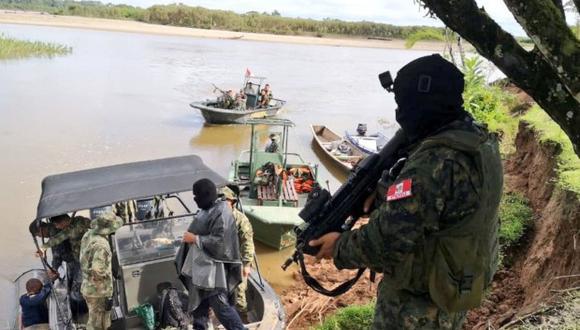 Ejecutivo amplió el estado de emergencia en la provincia de Putumayo, ubicada en la región de Loreto. (Foto: Referencial/Andina)