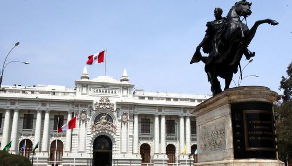 La última vez que el Congreso desarrolló una sesión presencial fue en el Pleno del pasado 3 de abril. (Foto: Andina)