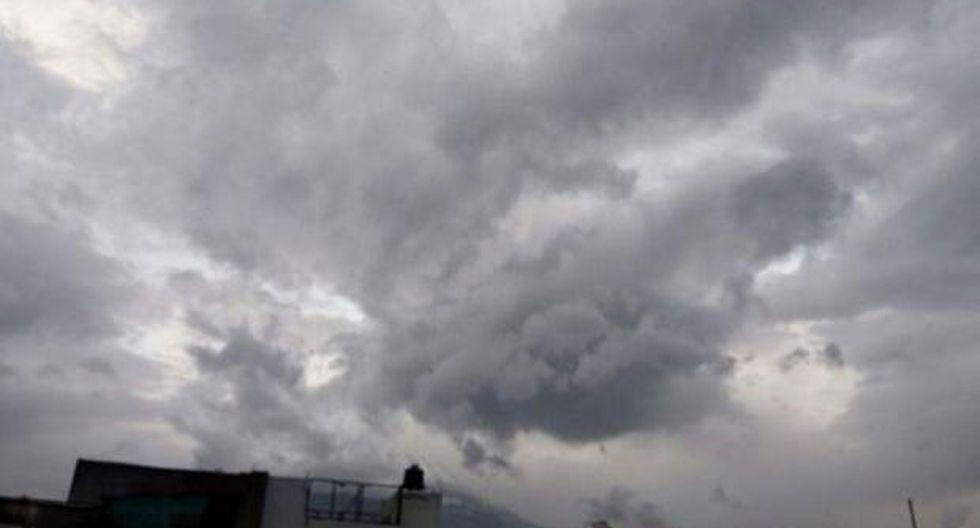 Senamhi informó que desde la medianoche del viernes 18 hasta el domingo 20 de enero, se prevé precipitaciones líquidas y sólidas. (Foto: Senamhi)