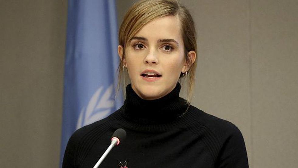 Emma Watson utilizó sandalias trujillanas durante su visita social en Malawi. (EFE)