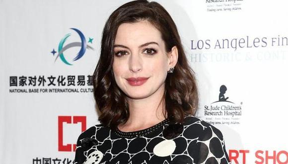 """Anne Hathaway será la protagonista de la nueva versión de la película """"La maldición de la brujas"""". (Foto: EFE)"""