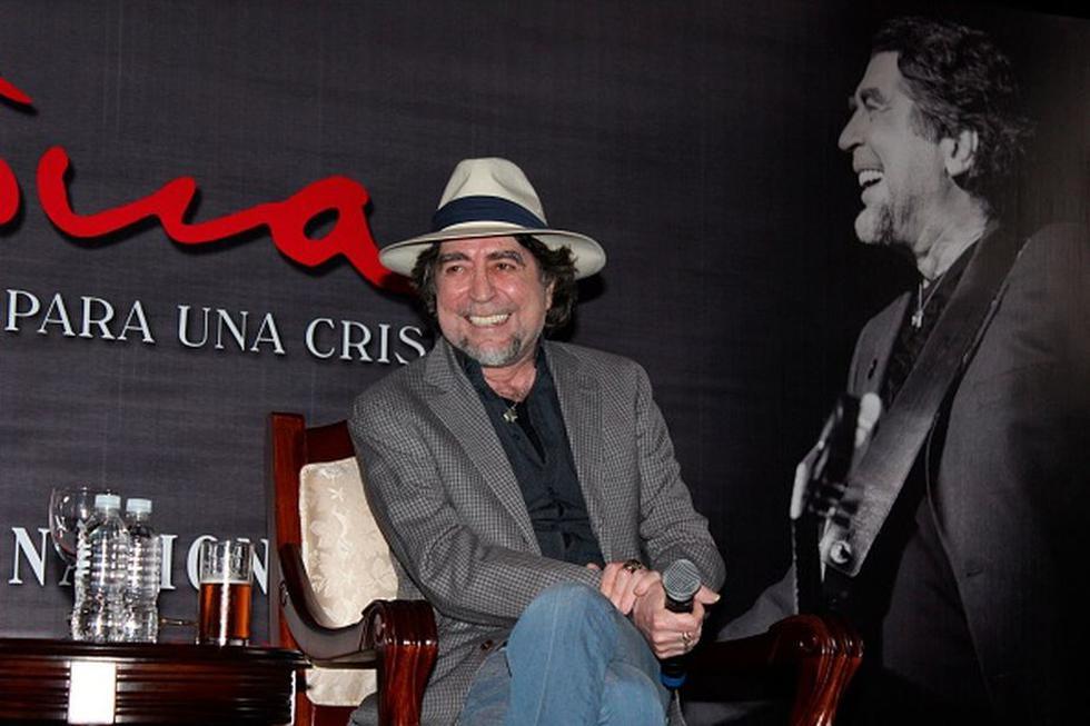 Joaquín Sabina (Getty Images )