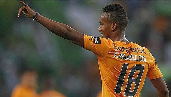 Carrillo lucha por ser titular indiscutible esta temporada en el equipo portugués. (Récord de Portugal)