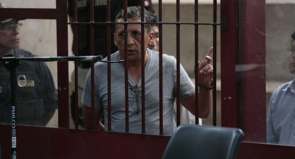Una vez más, la situación penitenciaria de Antauro Humala pone en aprietos al Gobierno de su hermano Ollanta. (César Fajardo)