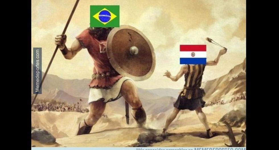 Brasil recibe a Paraguay este jueves en el estadio Arena do Grêmio de Porto Alegre.