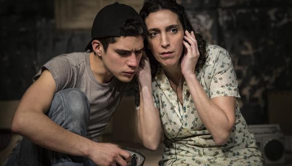 Miguel Dávalos y Alejandra Guerra son los protagonistas de 'Vladimir' (Difusión).