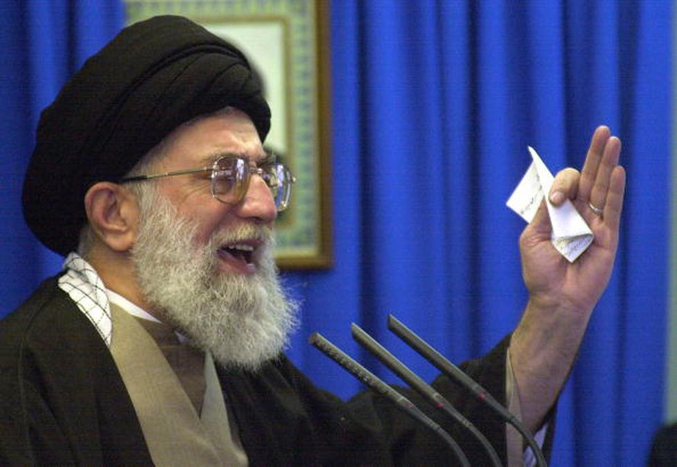 Ayatollah Ali Khamenei (Foto: Getty)
