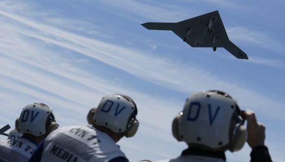 Drone pasó la prueba. (Reuters)