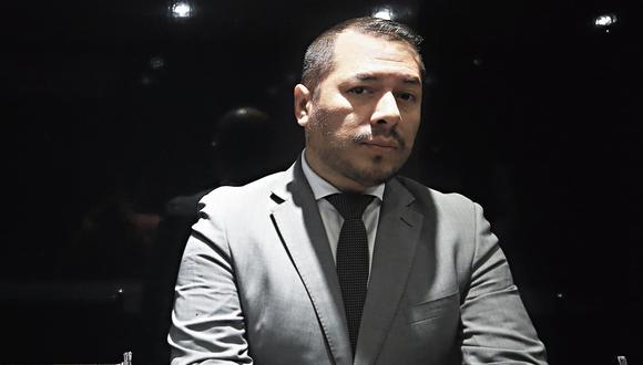 Christian Salas Beteta. Abogado penalista