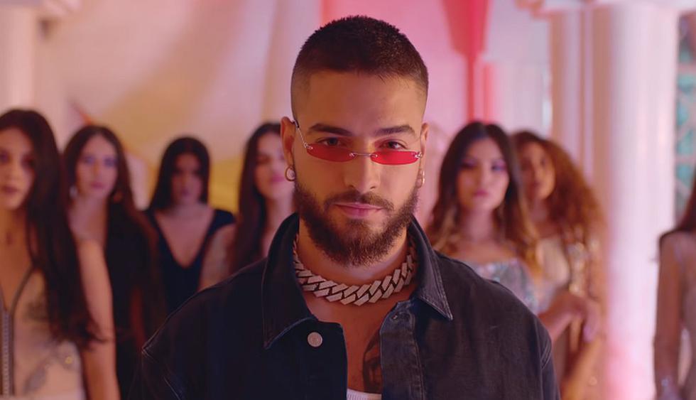 """Maluma lanzó el videoclip de su nuevo éxito """"Hola señorita"""". (Foto: Captura de video)"""