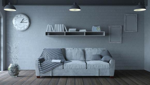 No compres muebles que no vaya a tener una función especial, que no te gane la ansiedad. (Foto: Difusión)