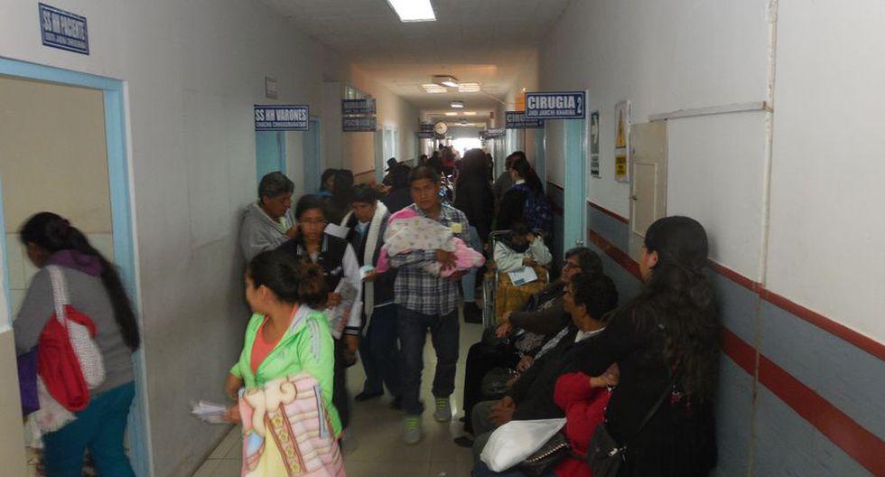 Todos los residentes en territorio peruano podrán acceder al SIS. (Foto: GEC)