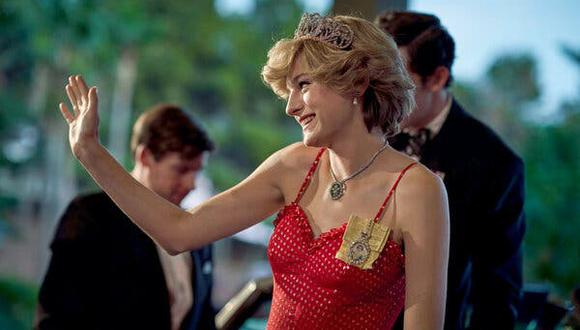 """La cuarta temporada de """"The Crown"""" ya está disponible en Netflix, con la sorpresa de la aparición de la princesa Diana (Foto: Netflix)"""