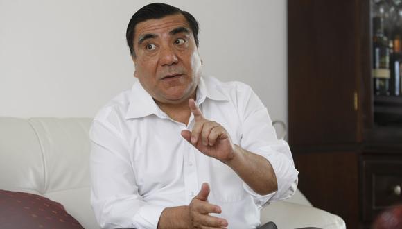 VICTOR GARCIA TOMA, ABOGADO CONSTITUCIONALISTA , EX MAGISTRADO DEL TRIBUNAL CONSTITUCIONAL.