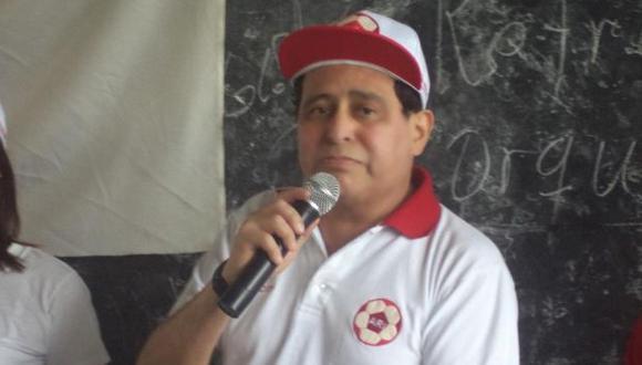 Alcalde Juan Picón murió víctima de un cáncer. (Facebook Juan Picón)