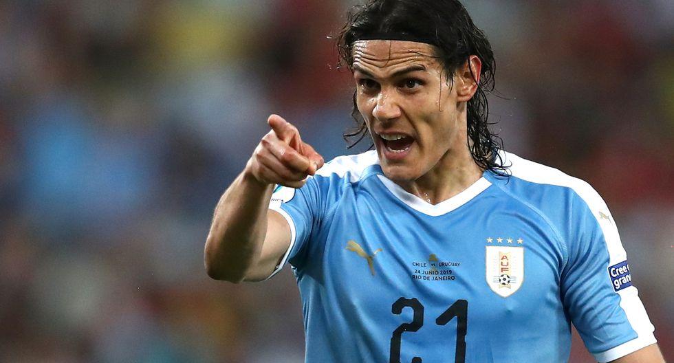 Uruguay le ganó 1-0 a Chile y es rival de Perú por los Cuartos de Final de la Copa América 2019. (Reuters)