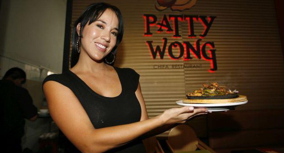 Patty Wong preparó almuerzos para personal militar y de limpieza. (GEC)