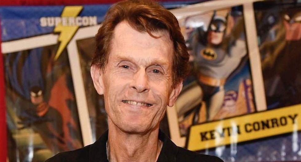 """Kevin Conroy interpretará a Batman en """"Crisis en Tierras Infinitas"""", el crossover del Arrowverso. (Foto: AP)"""