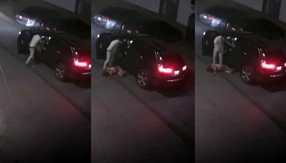 Gran indignación causó en México la agresión contra una mujer. El agresor podría afrontar una pena de hasta 33 años. (Foto: Captura)