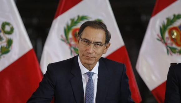 En sus descargos, el presidente Vizcarra solicitó al JEE de Lima Centro 1 archivar el proceso. Foto: GEC