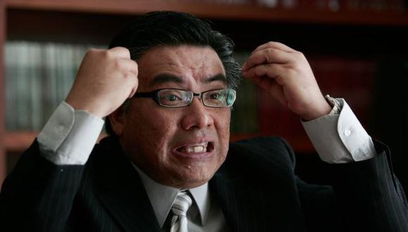César Nakazaki es el abogado del expresidente Alberto Fujimori en el juicio que se lleva a cabo por el caso Esterilizaciones Forzadas. (Foto: GEC)