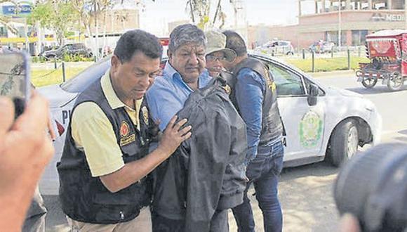 """10  miembros de la Banda """"Hermandad del Norte"""" fueron capturados el pasado 3 de noviembre. (Perú 21)"""
