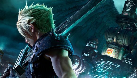 """""""Final Fantasy VII Remake"""" es uno de los títulos más icónicos de la primera Playstation (1997) y de la historia de los videojuegos. (Final Fantasy)"""