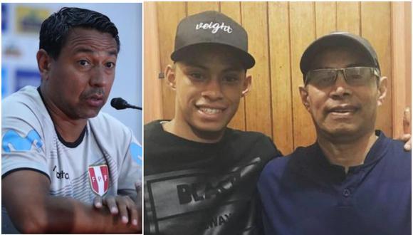 Padre de Kevin Quevedo dejó duro mensaje en facebook tras detención de Nolberto Solano. (Foto: GEC)