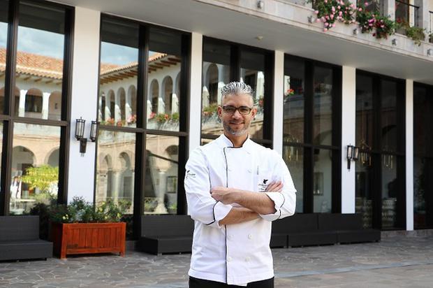 Chef Jonathan Campos