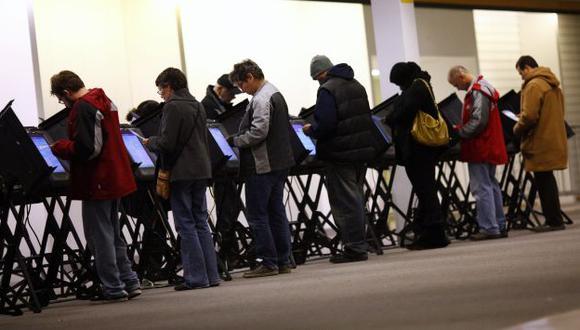 Más de un millón de personas han votado en Ohio. (Reuters)