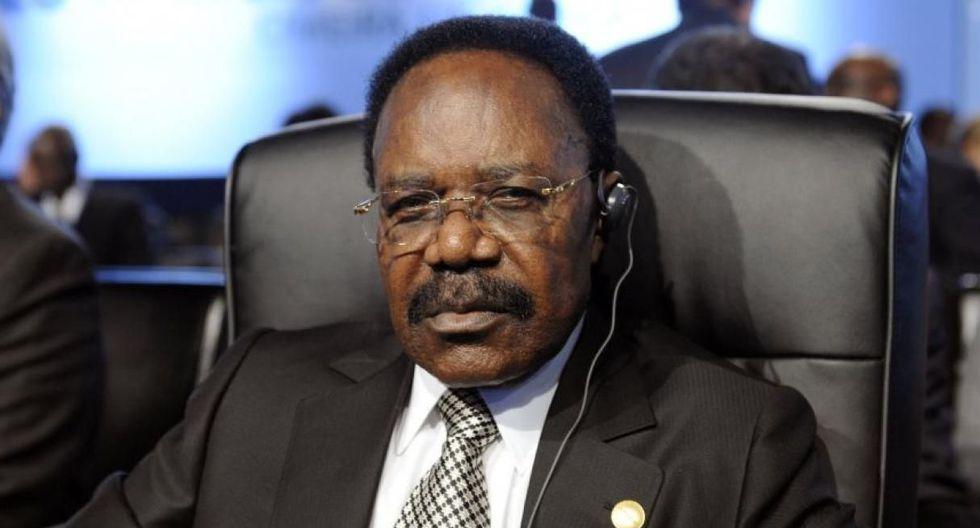 También en África, Omar Bongo Ondimba, que llegó a la cabeza de Gabón en 1967, murió tras haber estado más de 41 años en el poder. (Foto: AFP)