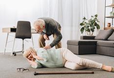 Aprenda la importancia de actuar rápido cuando un adulto mayor sufre una fractura de cadera