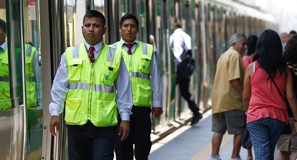 Cerca de 300 trabajadores de la Línea 1 de Metro de Lima fueron capacitados por el Ministerio de la Mujer y Poblaciones Vulnerables  (Foto: MIMP)