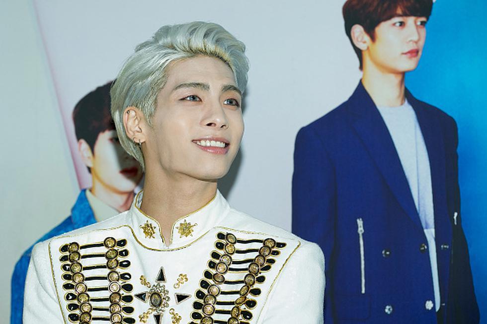 Kim Jong Hyun nació el 8 de abril de 1990, fue un cantautor surcoreano y vocalista de una exitosa banda. (Getty Images)