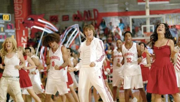 Con Zac Efron, Vanessa Hudgens y todo el elenco de 'High School Musical' se reunirá hoy en transmisión en vivo. (Disney)