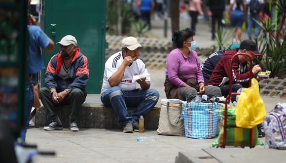 La cantidad de casos confirmados aumentó este domingo. (Fotos: Giancarlo Avila/@photo. gec)